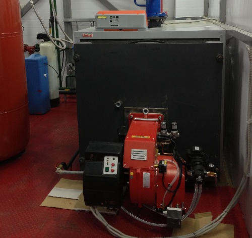 газовые котельные установки